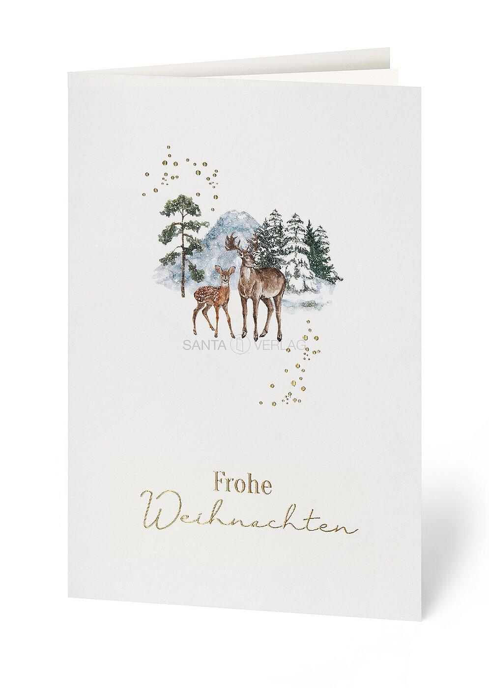 Weihnachtskarten kinderherzstiftung inkl kuvert archiv - Weihnachtskarten shop ...