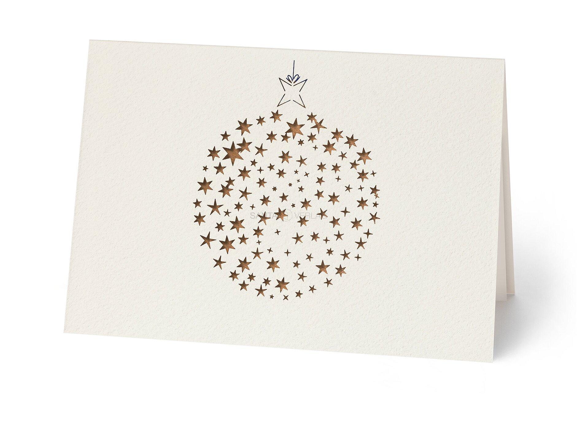 weihnachtskarten inkl kuvert archiv